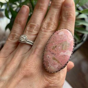 Jewelry - Native American Rhodonite Ring